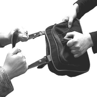 Чем отличается кража от грабежа?